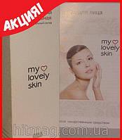 My lovely skin - отбеливающая маска для лица от пигментации (Май Ловели Скин)