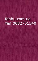 Креп бумага свекольная №584