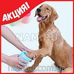 Силиконовая лапомойка для собак Clean Dog, фото 4