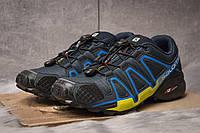 Кроссовки мужские 14962, Salomon Speedcross 4, темно-синие ( нет в наличии  )