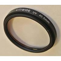 Ультрафиолетовый UV фильтр 40.5мм CITIWIDE