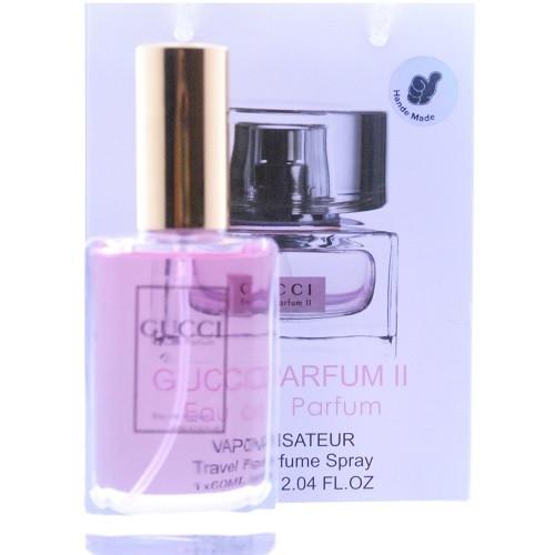 Gucci Eau De Parfum 2 Edp 60 Ml Present парфюмированная вода гуччи