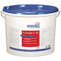 Remmers Funcosil C40 Крем-пропитка на основе силана с гидрофобизирующим действием