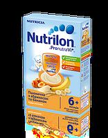 """Каша """"Пшенична з абрикосом та бананом"""" Nutrilon"""", 225г"""