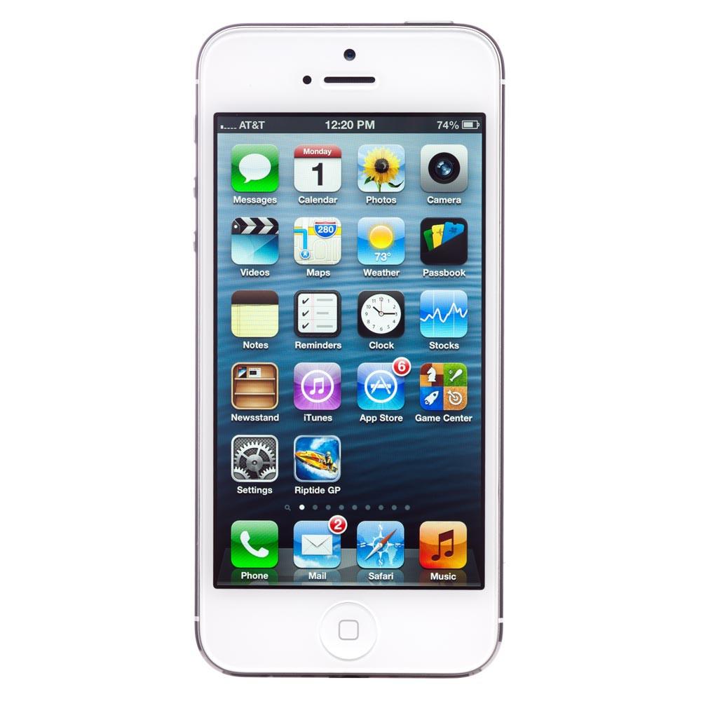Apple iPhone 5 32GB White Refurbished