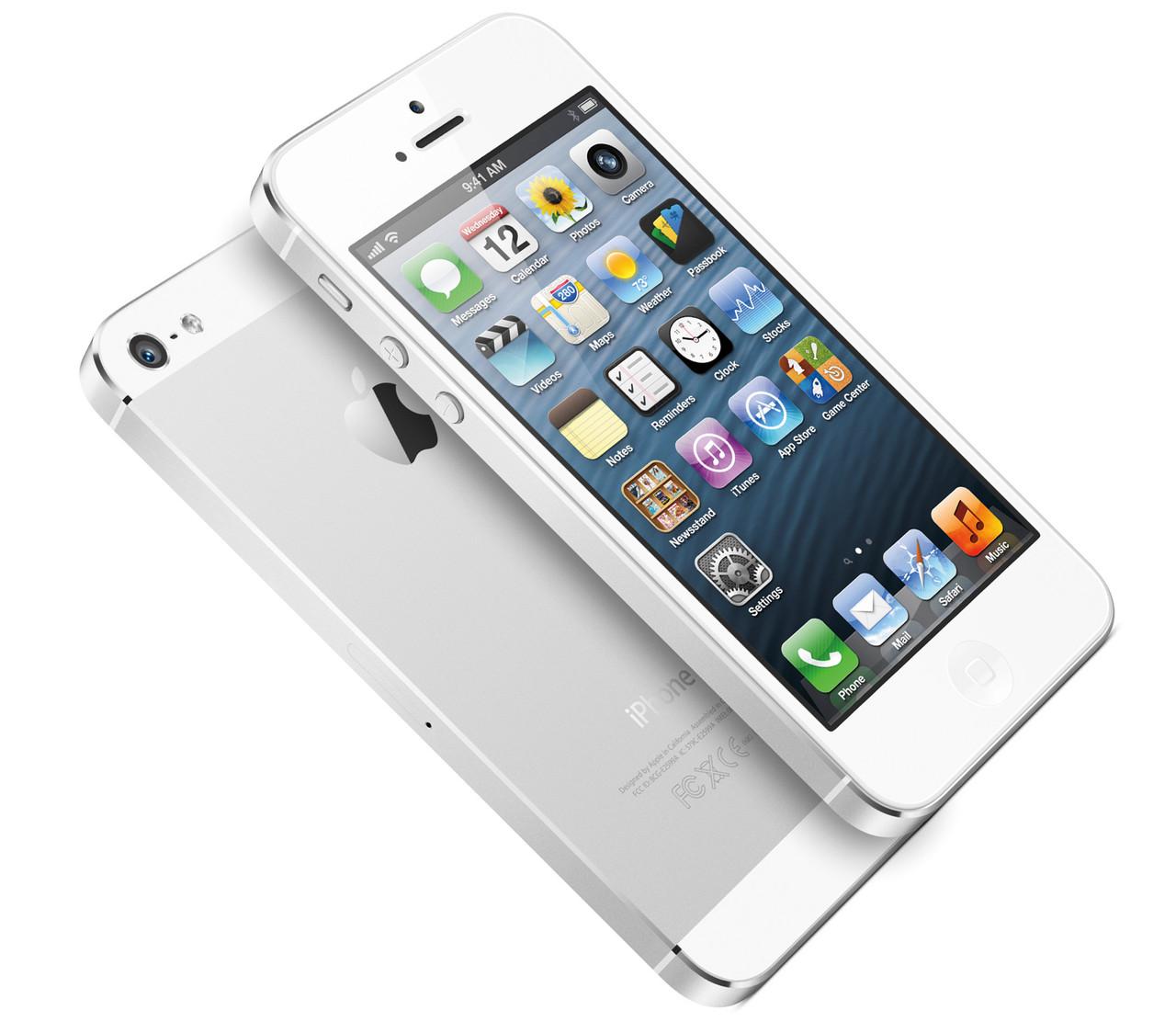 Apple iPhone 5 64GB (White) Refurbished