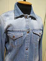 Пошив джинсовой одежды ОПТ