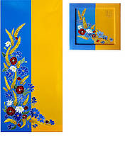 """Дизайн-радиатор """"Украина"""" (диптих) (udensd700diptihUKRAINE)"""