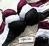 Комплект нижнего белья (V128/черный), фото 5