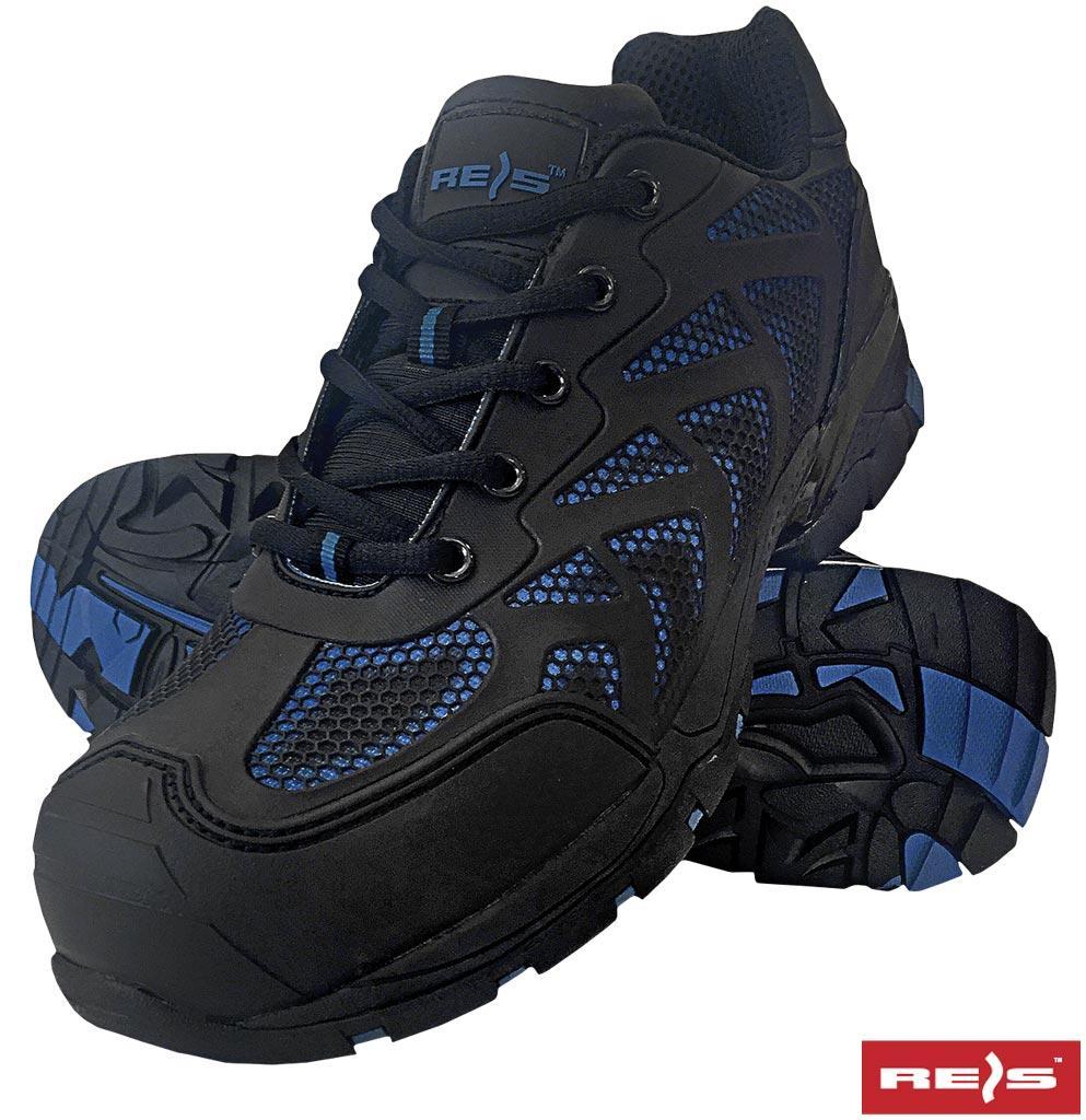 Робочі черевики чоловічі REIS Польща (спецвзуття) BRBELGIA BN