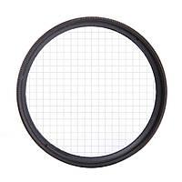 Звездный фильтр 4-х лучевой Alitek 55 мм