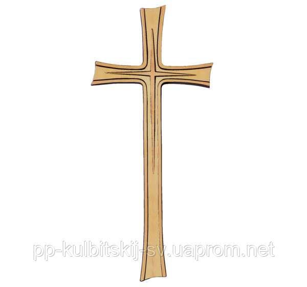 Бронзовий хрест Jorda 1457