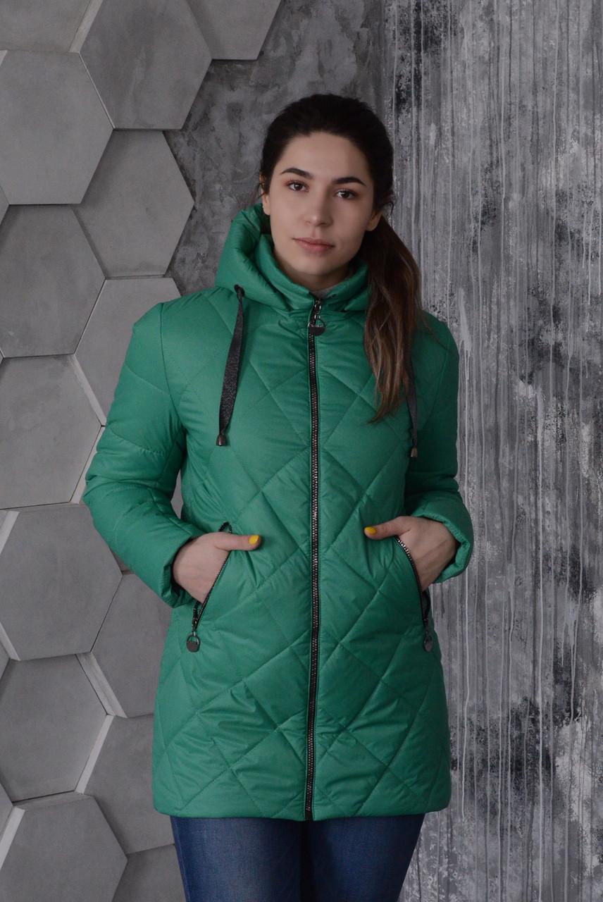 Демисезонная практичная куртка Алена, разные цвета