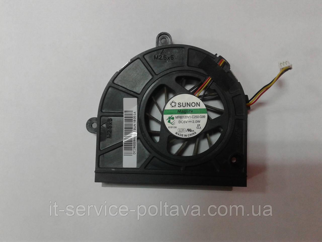 Кулер SUNON MF60120V1-C250-G99 для ноутбука Asus K43, K53, K73