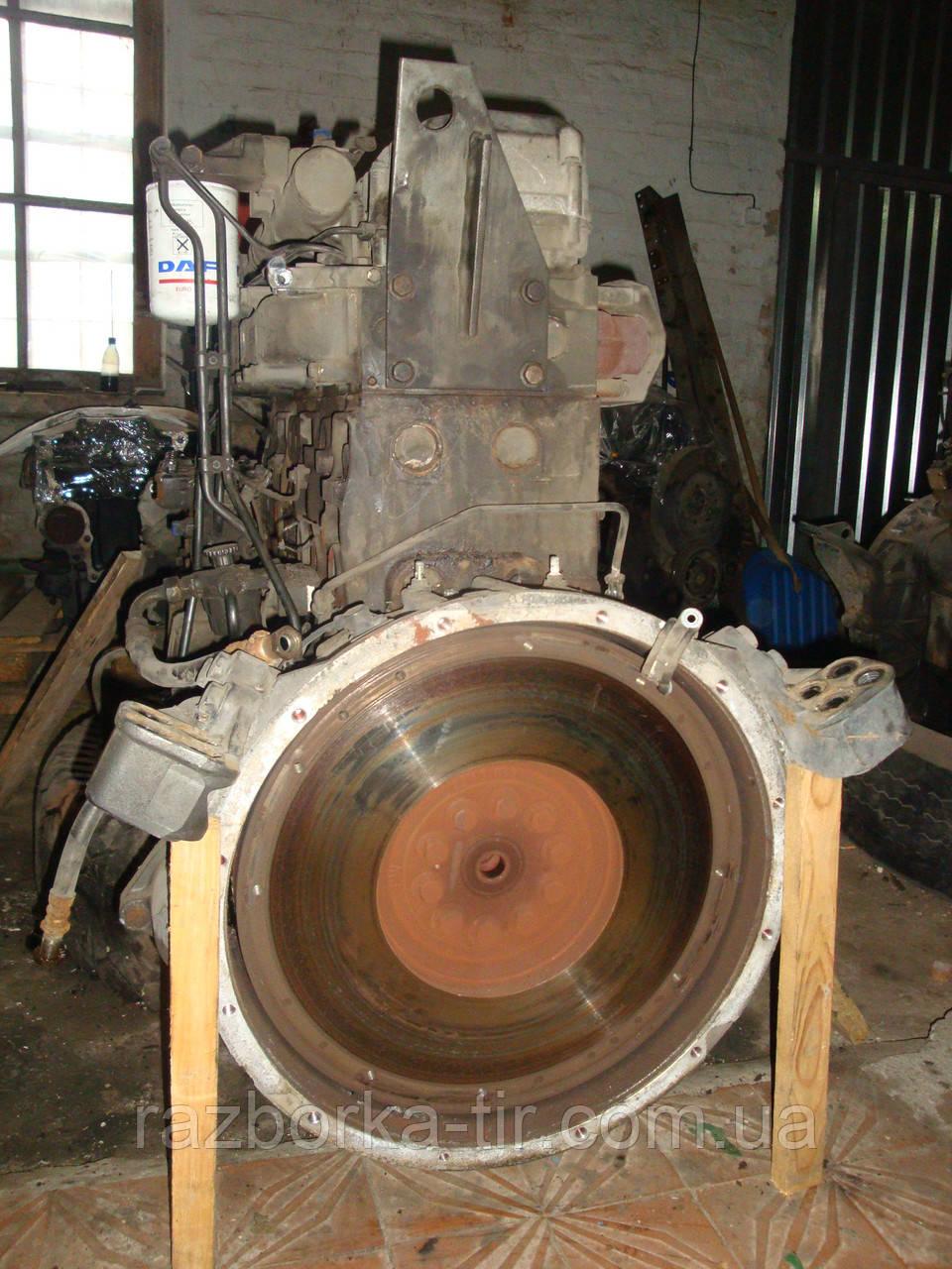 Двигатель на DAF XF 95
