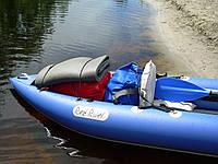 Надувная байдарка Red River 350, фото 4