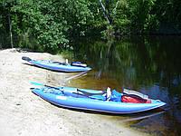 Надувная байдарка Red River 350, фото 5