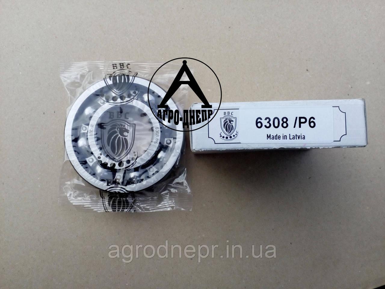 Подшипник качения радиально упорный 308  BCC Latvia