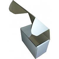 Коробка картонная (160х85х110), белая