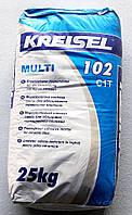 Клей Крайзель 102 для плитки в мешках по 25 кг