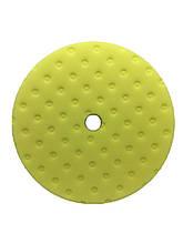 Полировальный круг жесткий - Lake Country Precision Rotary Yellow Foam Cutting 180 мм (PR-54800-CCS)