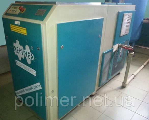Гвинтовий компресор Renner RSK 30 4380 л/хв 7,5 бар 30 кВт, фото 2