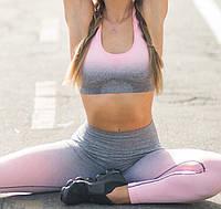 Топ спортивный для занятий фитнесом и спортом , фото 1