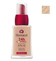 Dermacol 24h Control Make- Up - Тональный крем с коэнзимом Q13, тон 01