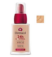 Dermacol 24h Control Make- Up - Тональный крем с коэнзимом Q13, тон 02, фото 1