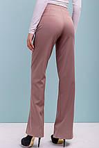 Женские высокие брюки с разрезами по низу (3208-3209-3207 svt), фото 2