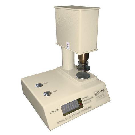 Измеритель деформации клейковины ИДК-3МУ, фото 2