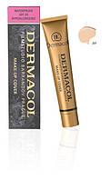 Dermacol Make-Up Cover SPF30 - Тональный крем с повышенными маскирующими свойствами, тон 207, фото 1