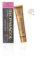 Dermacol Make-Up Cover SPF30 - Тональный крем с повышенными маскирующими свойствами, тон 208, фото 1