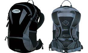 """Рюкзак Velocity 20"""" черно-серый туристический"""
