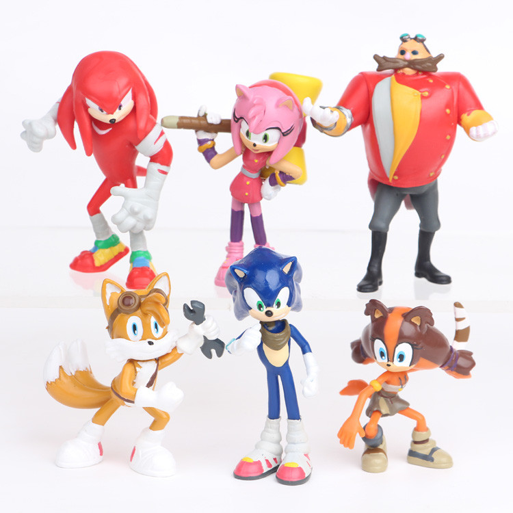 Игрушка Супер Соник ( Super Sonic ), 3 поколение