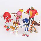 Игрушка Супер Соник ( Super Sonic ), 3 поколение, фото 2