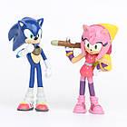 Игрушка Супер Соник ( Super Sonic ), 3 поколение, фото 4