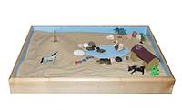 Юнгіанська пісочниця для сухого та кінетичного піску, фото 1