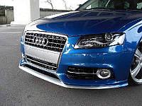 Юбка передняя Audi A4 B8
