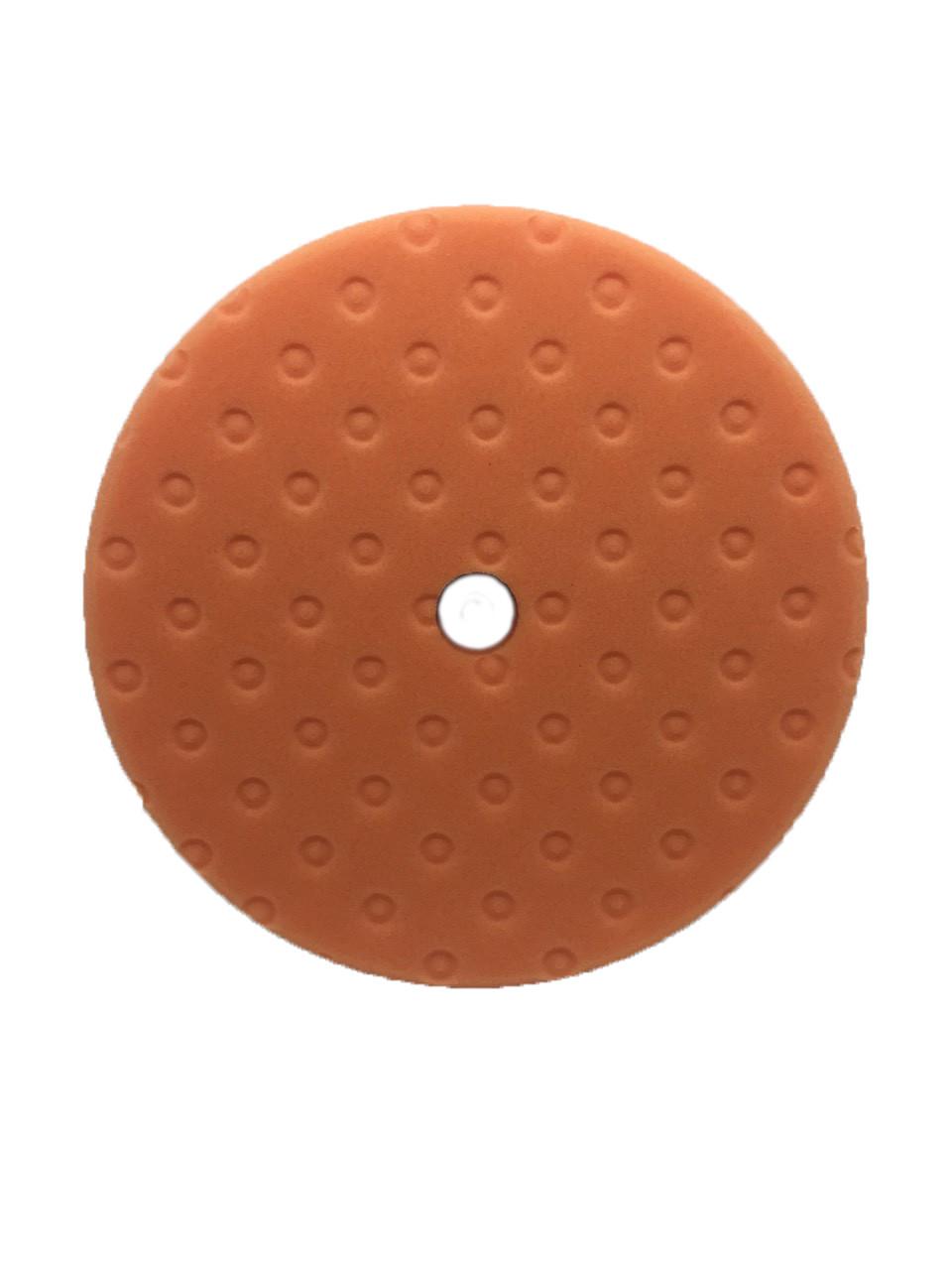 Полировальный круг средней жесткости - Lake Country Precision Rotary Orange Foam 180 мм. (PR-24800-CCS)