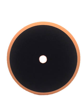 Полировальный круг средней жесткости - Lake Country Precision Rotary Orange Foam 180 мм. (PR-24800-CCS), фото 2