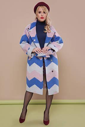 Пальто прямого силуэта, фото 2
