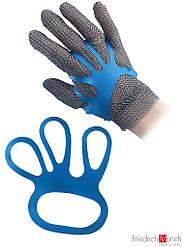 Накладка на порезостойкие рукавички RTENSIO-BLUE N