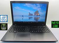 Игровой!Acer F5-573G - Full-HD/Intel Core i3-7100U 2.4GHz/SSD 128GB
