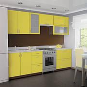 """Кухня """"Колор-микс"""" 2500 мм"""