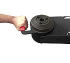 Домкрат MEGA пневмогидравлический 25т (215-323мм) N25G, фото 2