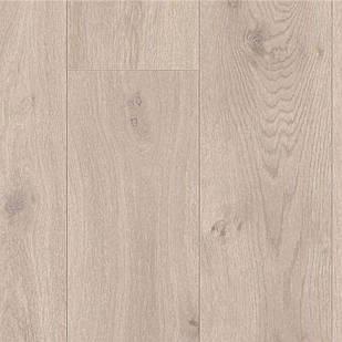 Ламінат Pergo Long Plank 4V Дуб Сучасний сірий L0223-01753 вологостійкий 33 клас 9,5 мм широка дошка, ф-ка