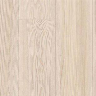 Ламінат Pergo Long Plank 4V Ясен натуральний L0223-01766 вологостійкий 33 клас 9,5 мм широка дошка з фаскою