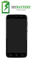 Дисплей (LCD) Bravis A554 с сенсором чёрный