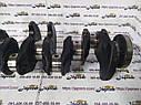 Коленвал Mazda 323 BG\MX3\MX6\Xedos 6 бензин16V, фото 4